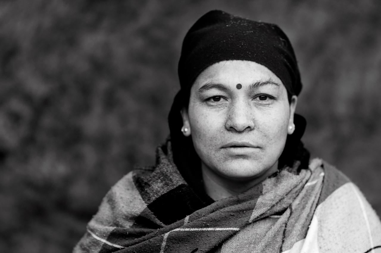 Portrait of Seta Adhakari.