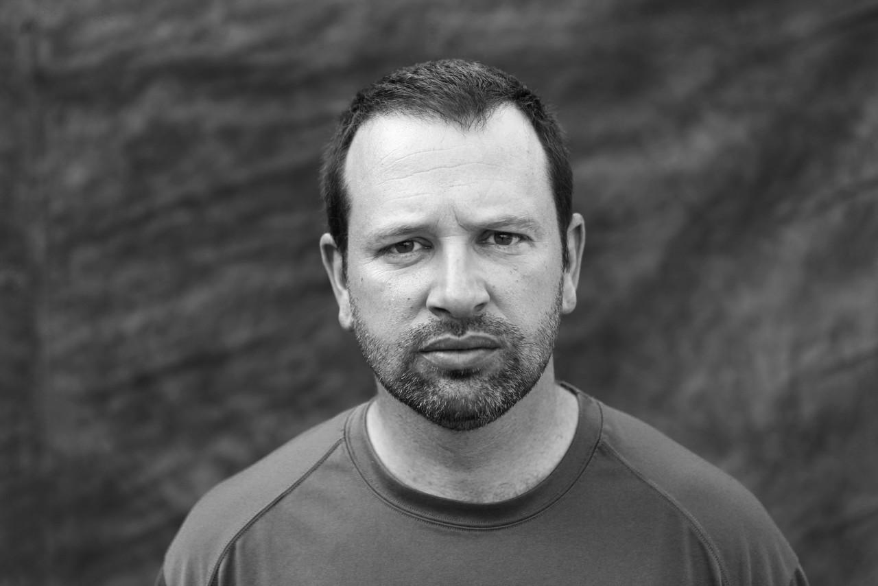 Portrait of Justin E Pittman.