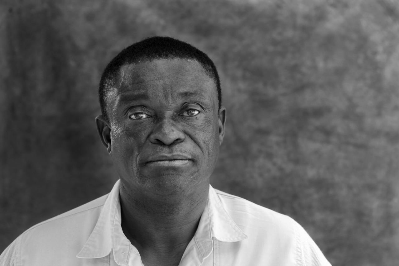 Portrait of Iphemele Kgokgthwane.