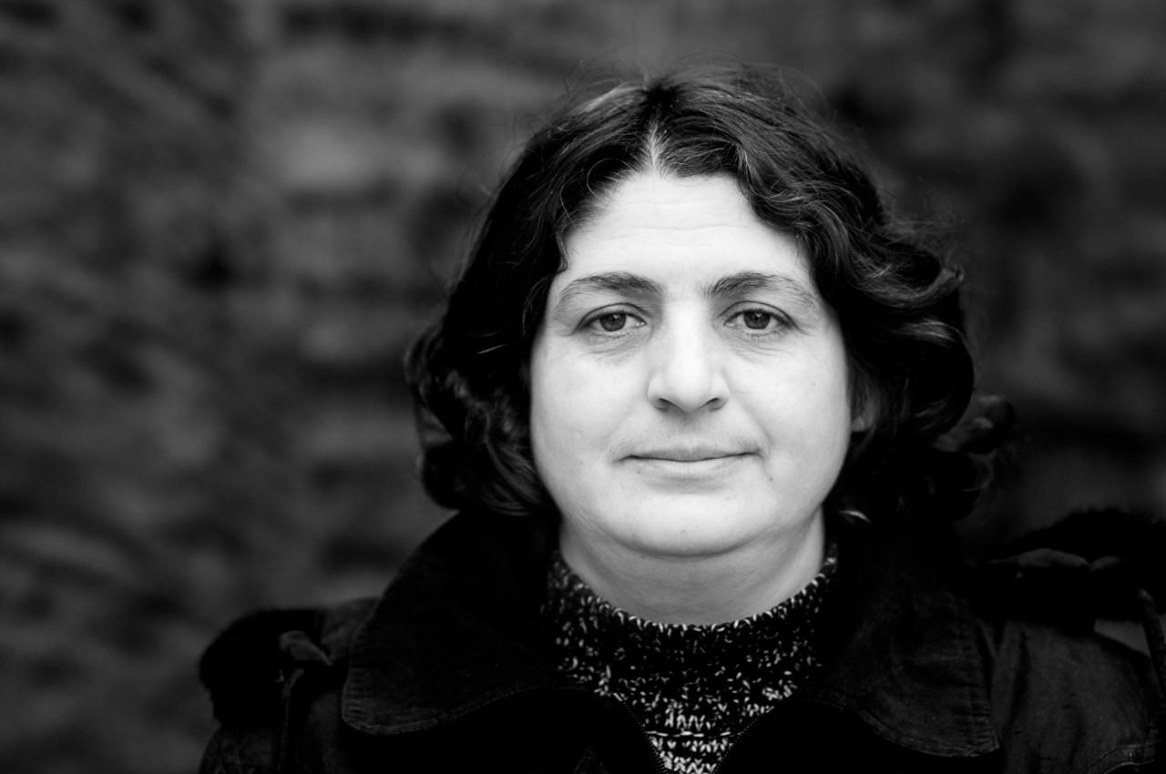 Portrait of Cristina Faur.