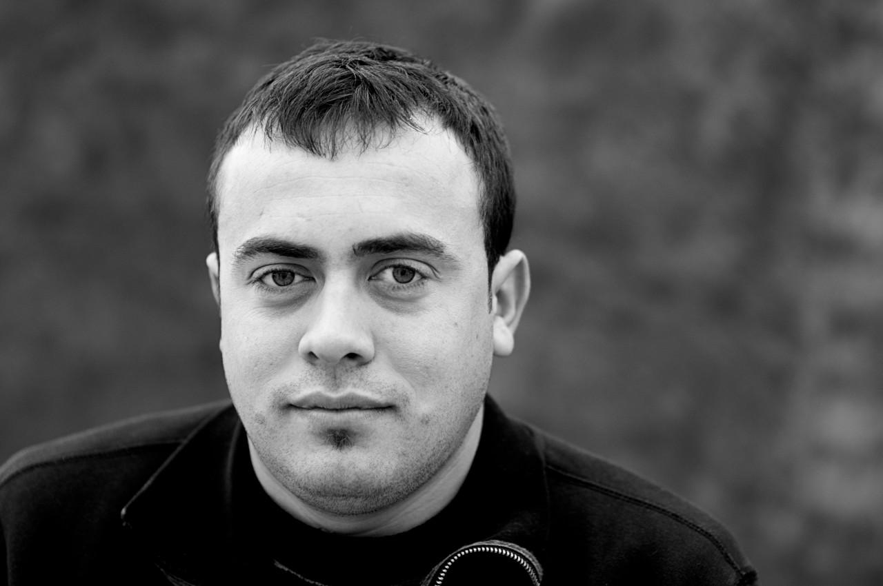 Portrait of Fatih Yorulmaz.