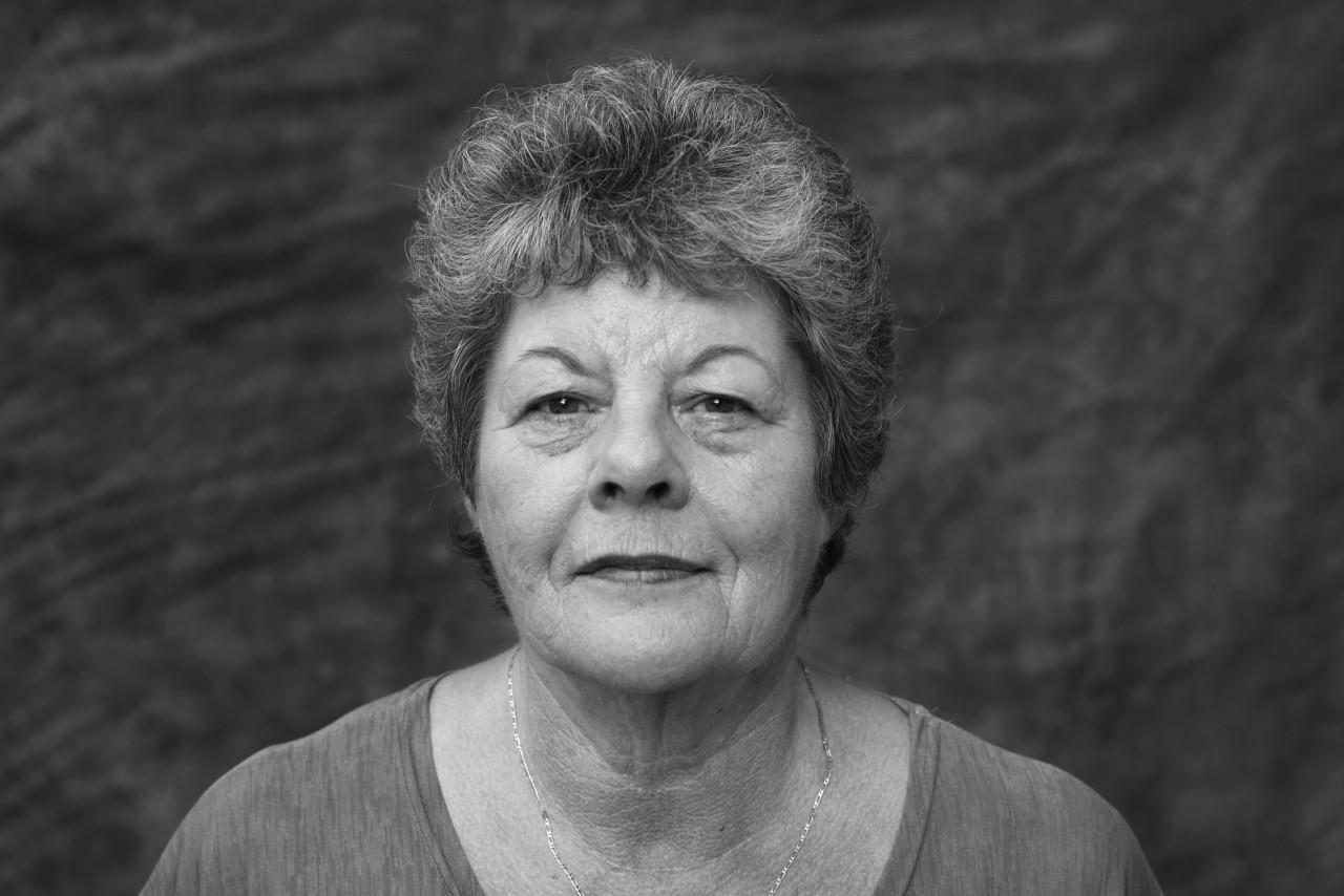 Portrait of Thea van Vuuren.