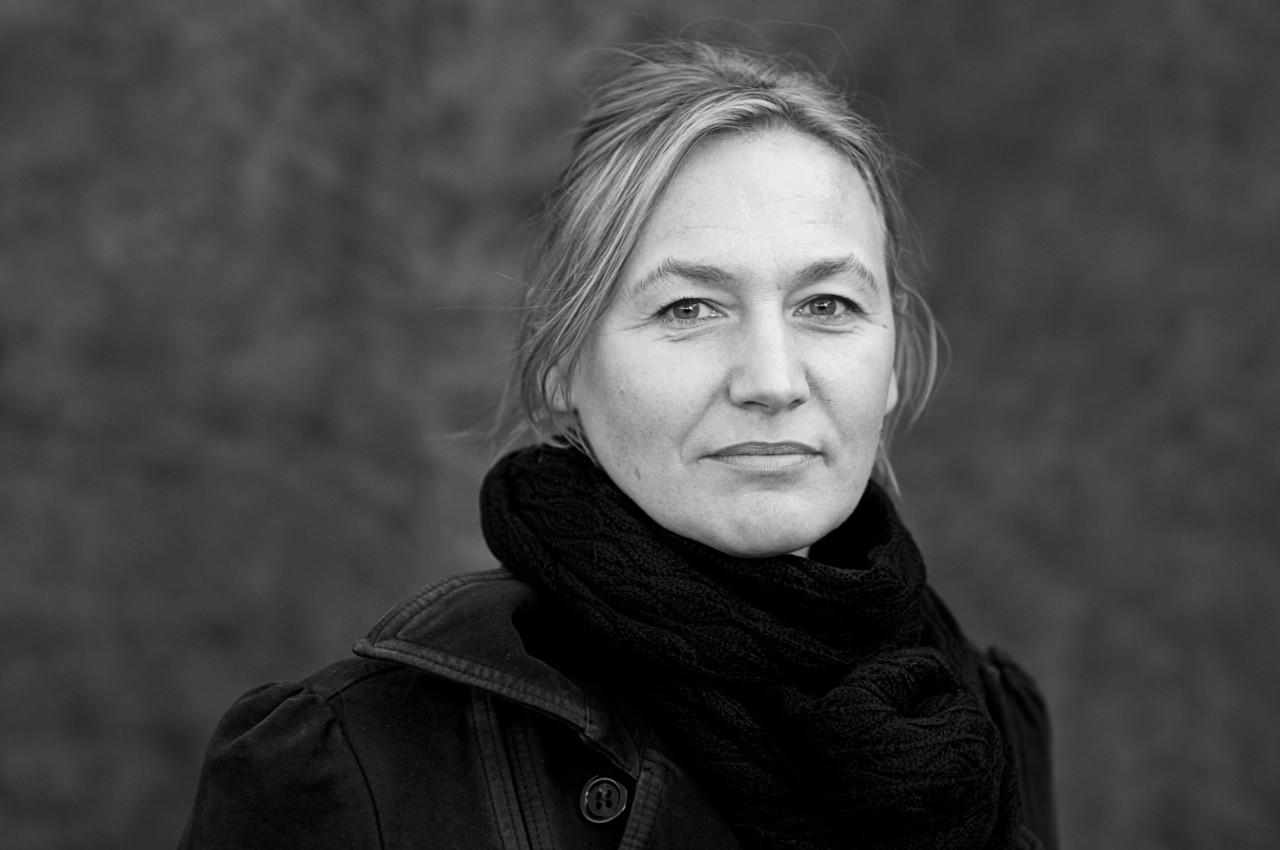 Portrait of Edyta Sobieaj.