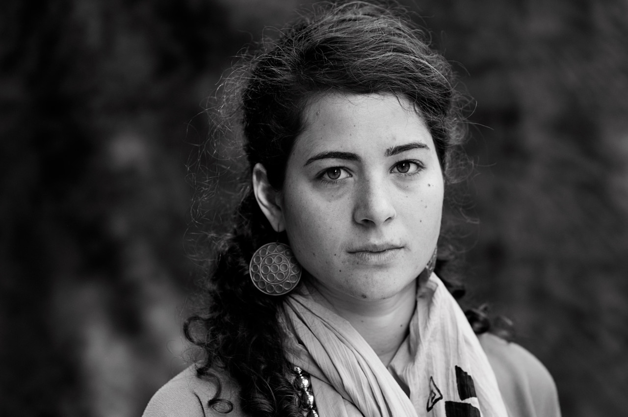 Portrait of Yasmine Cid-SabBagh.