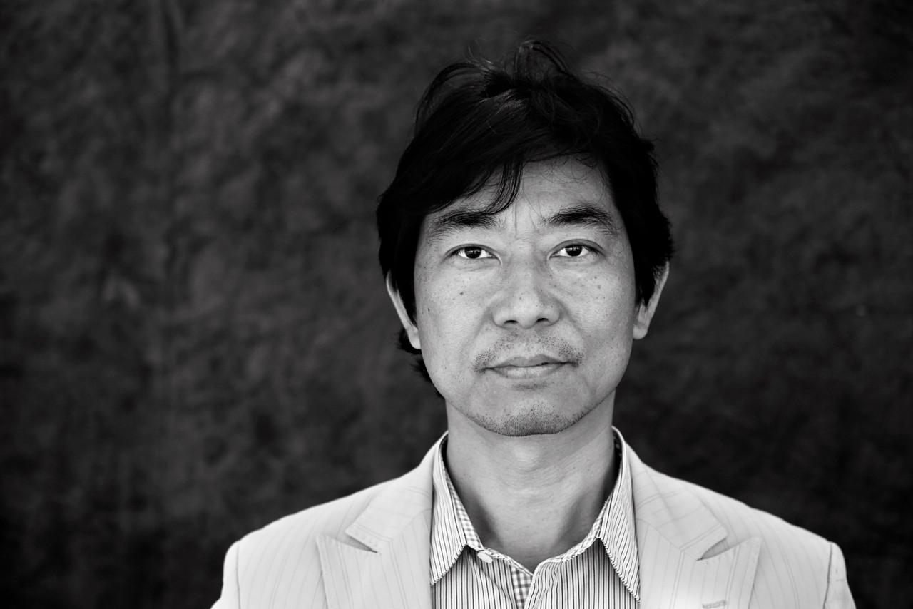 Portrait of Zhou Yong.