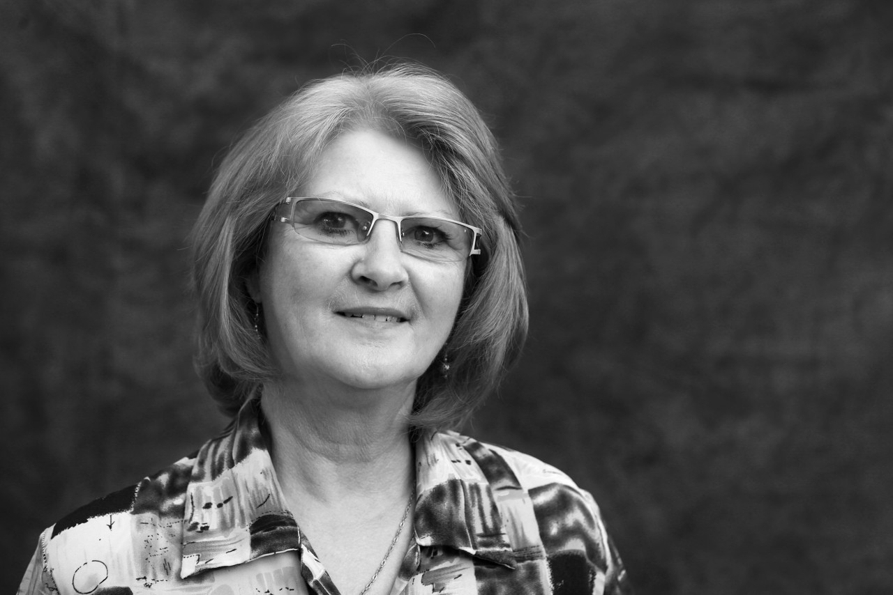 Portrait of Rhoda Nel.