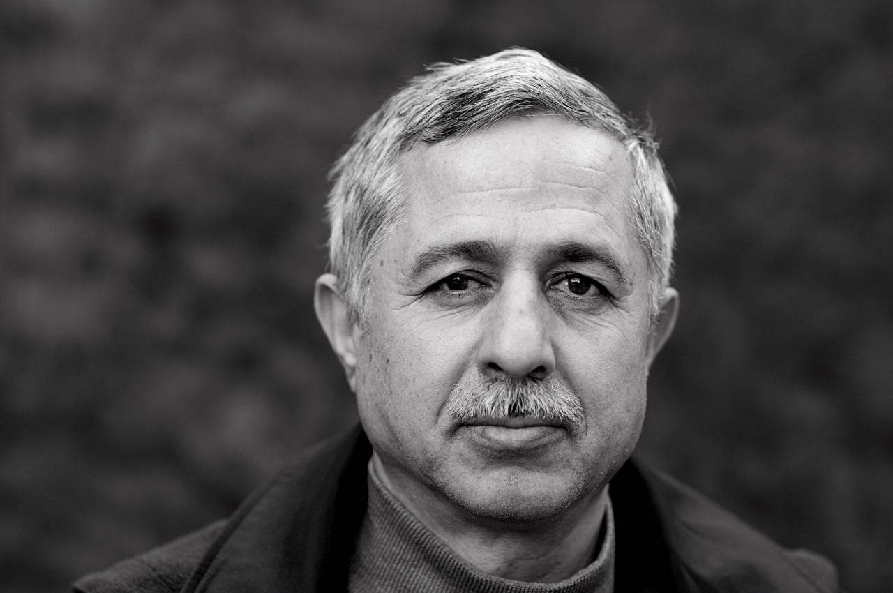 Portrait of Karim Hajisalem.