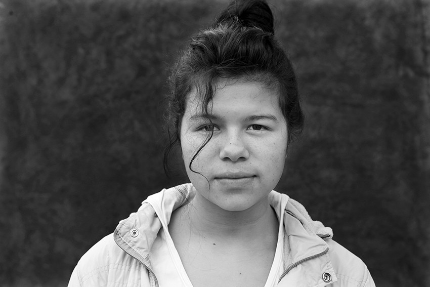 Portrait of Angie_Katherine Benaoides.