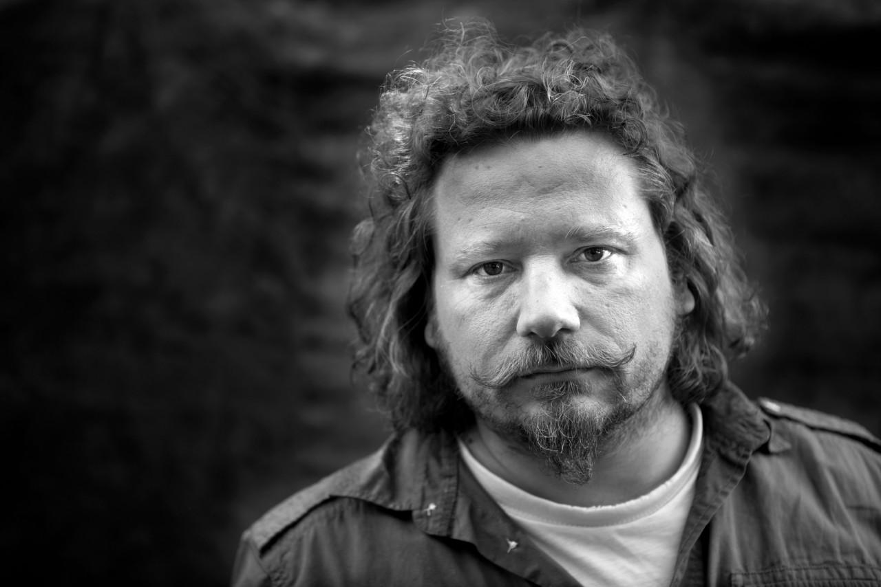 Portrait of Vidar Herre.