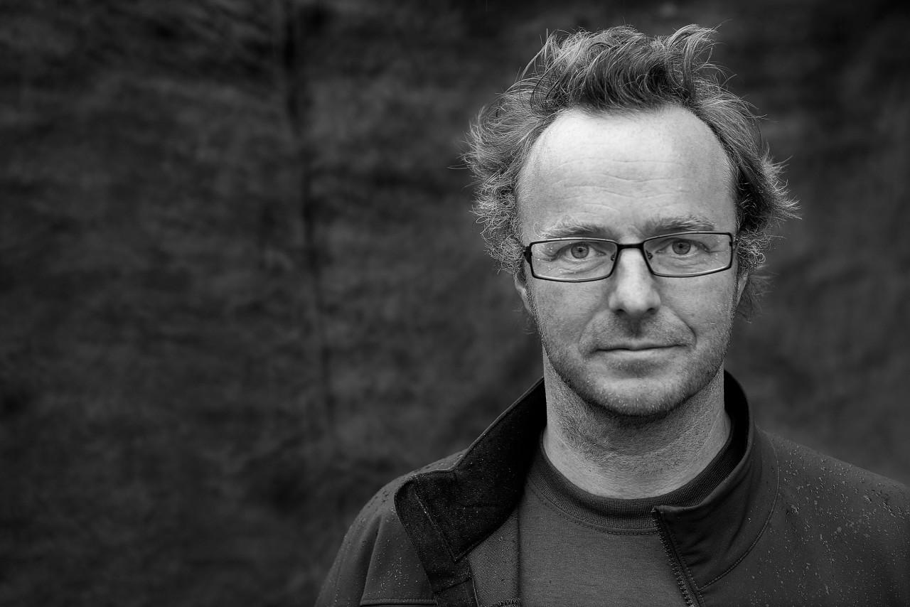 Portrait of Per Finne.