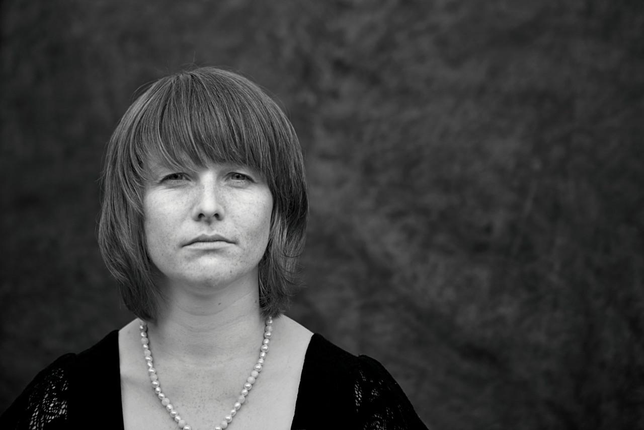 Portrait of Irene Tillung.