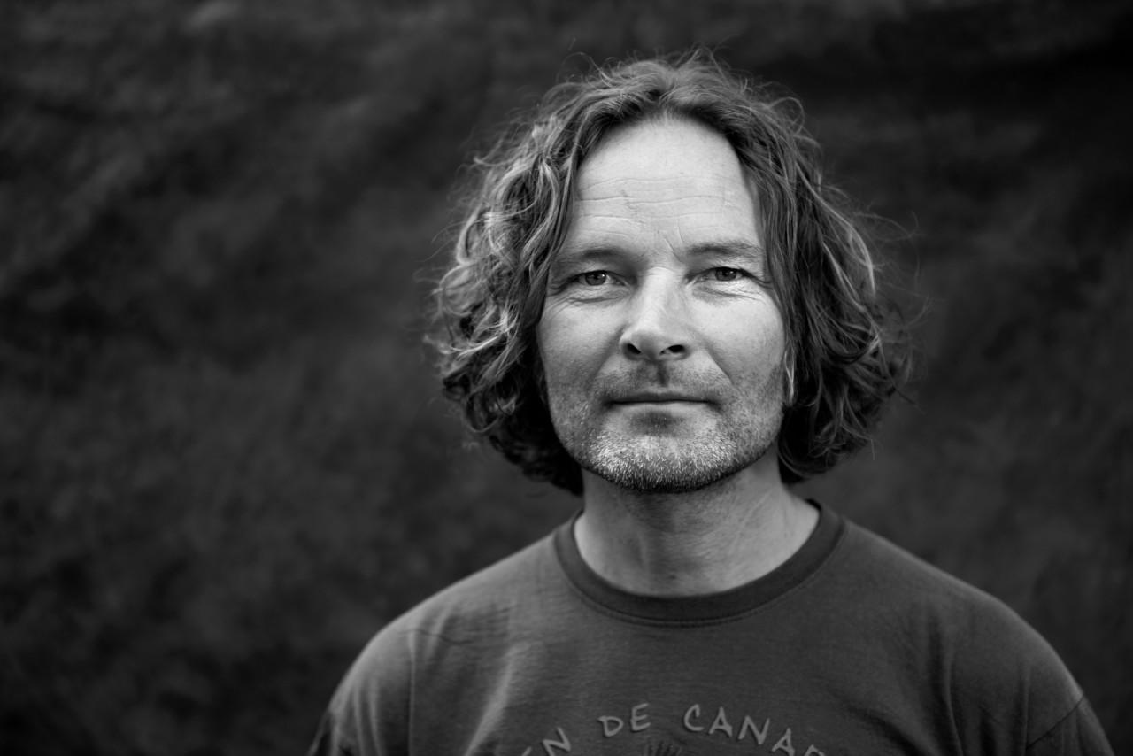 Portrait of Jon Gjerde.