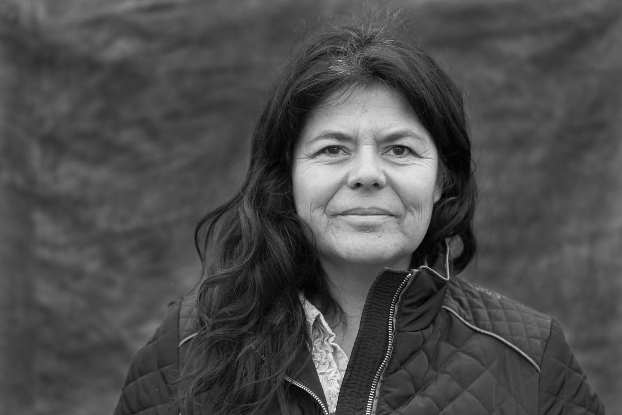 Portrait of Claudia _ Arrojo_Ferrand.