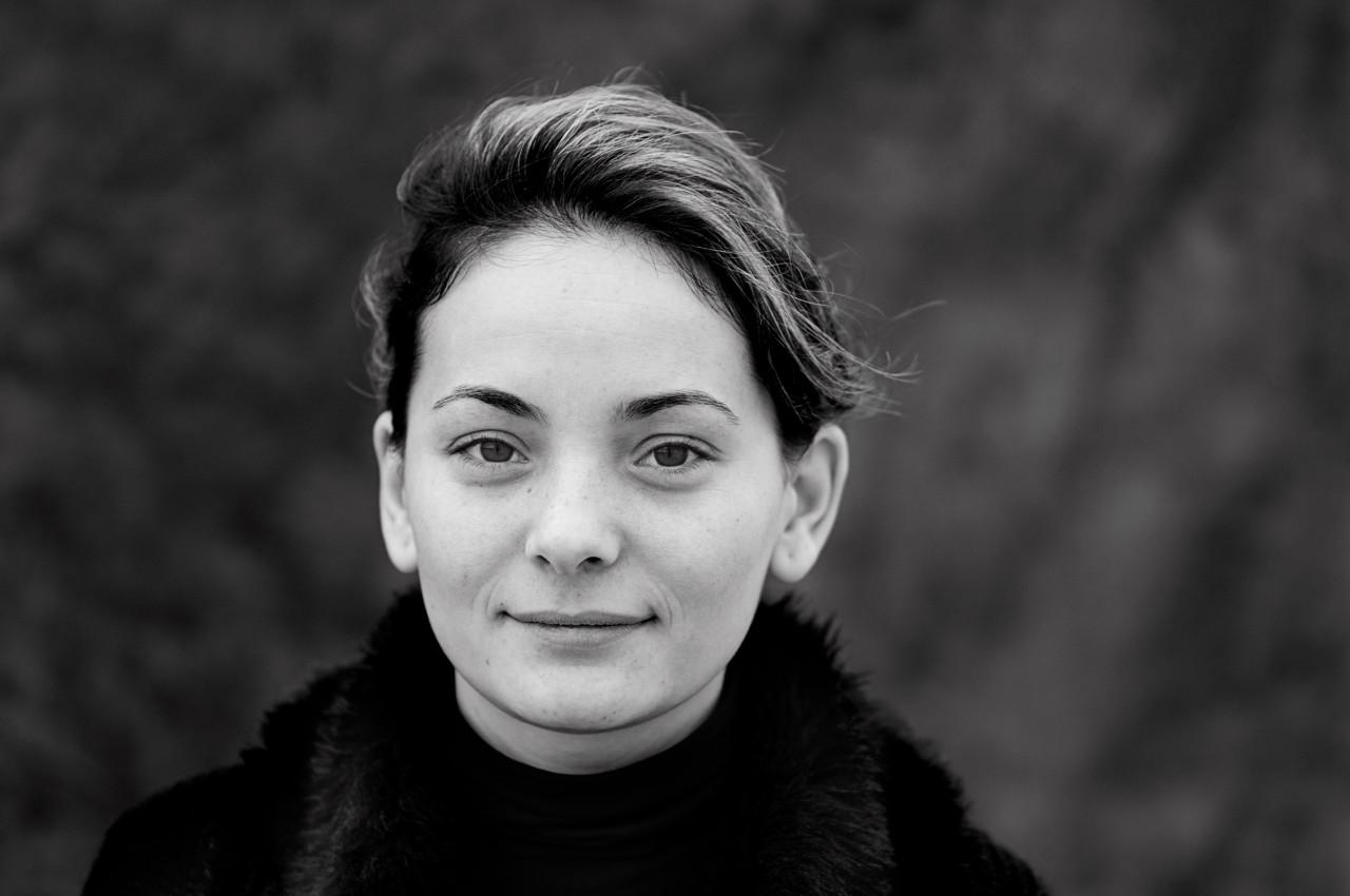 Portrait of Meryem Aydin.