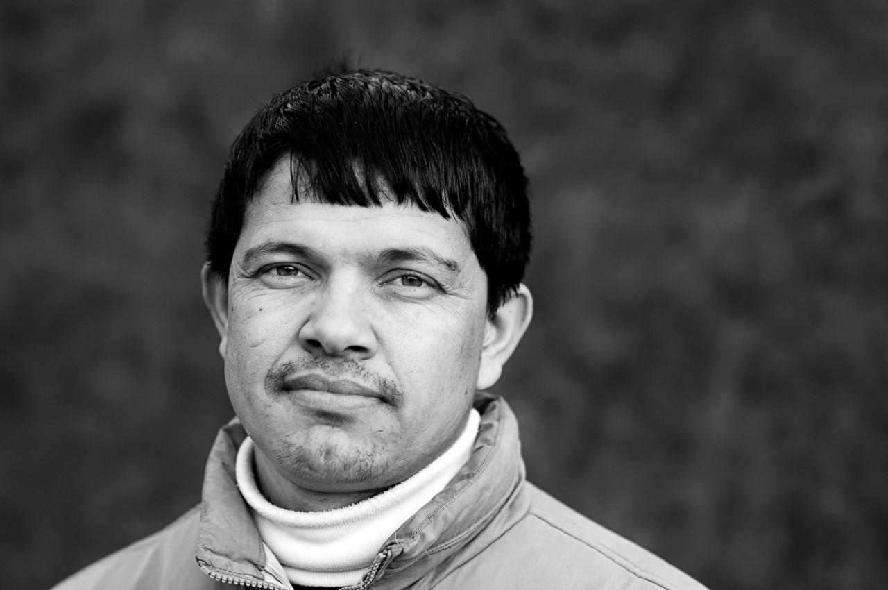Portrait of Teeka Povdyal.