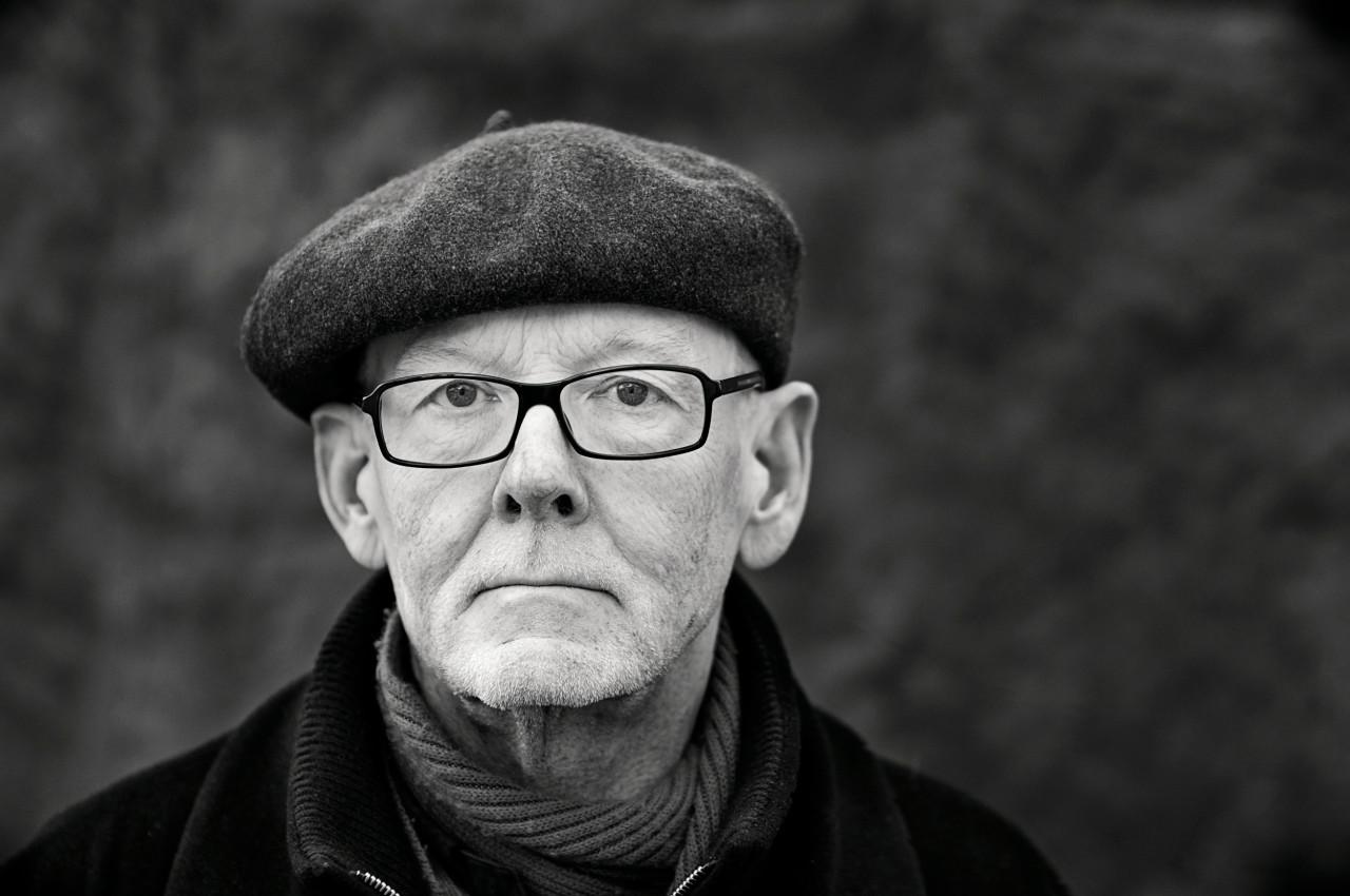 Portrait of Jacek Gruszkiewicz.