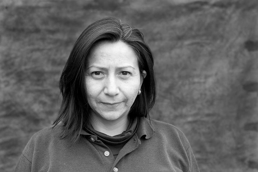 Portrait of Alexandra Melo_Guereno.