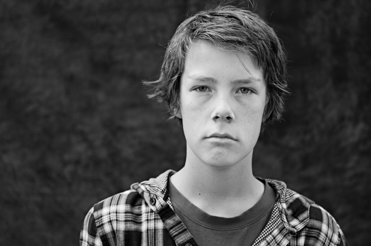 Portrait of Gard Berg Hatlestad.