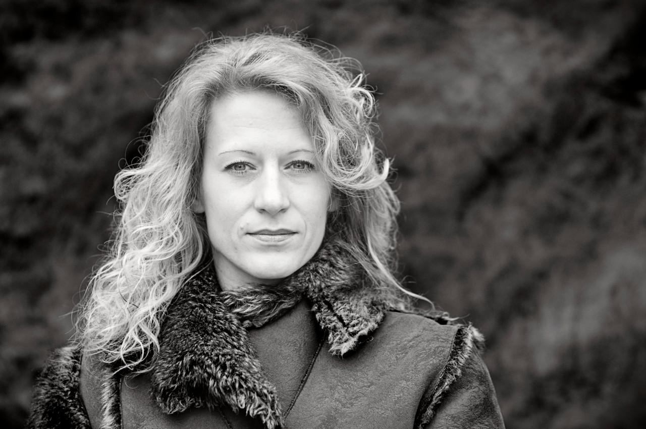 Portrait of Jelena Labanova.