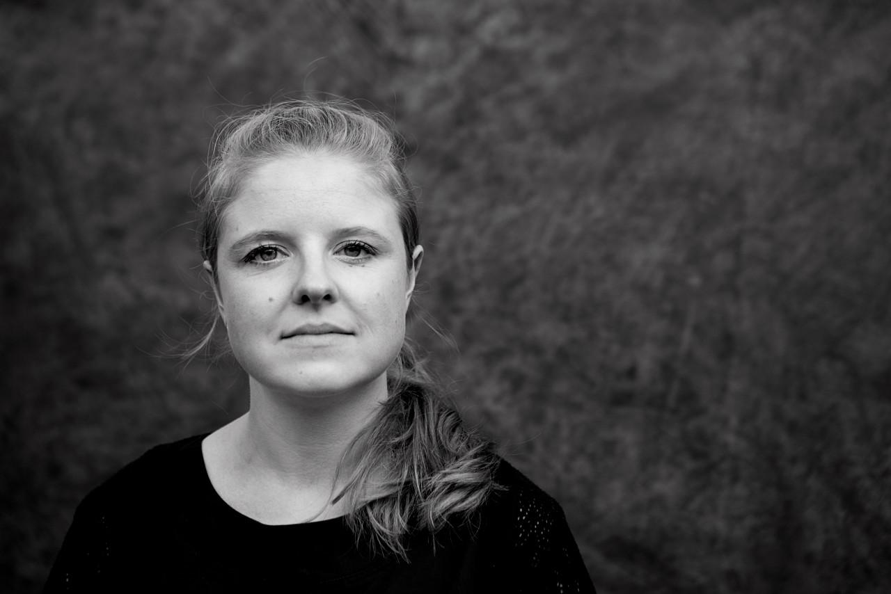 Portrait of Jorunn Marie R. Kvernberg.