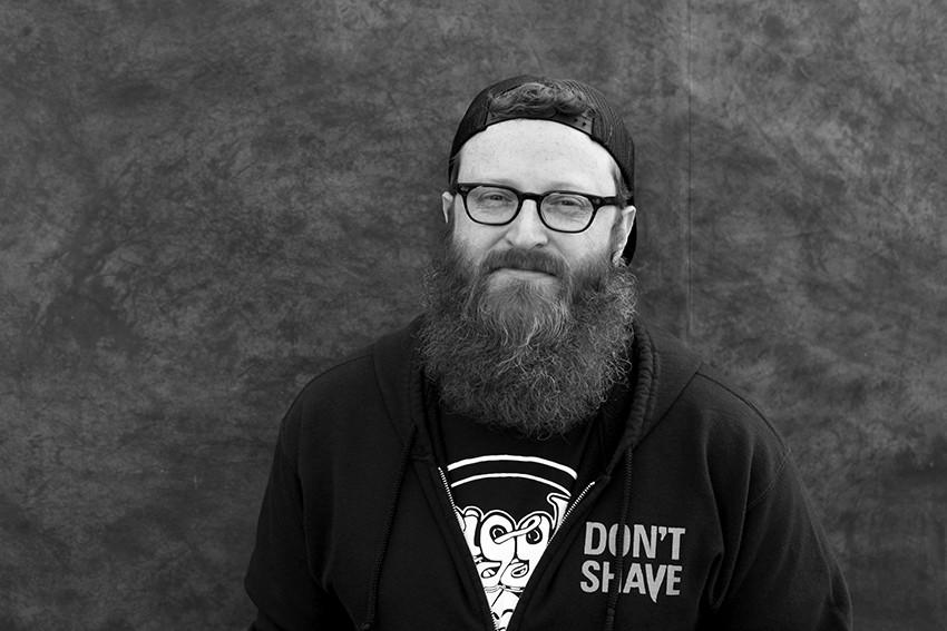 Portrait of Ryan Lammey.