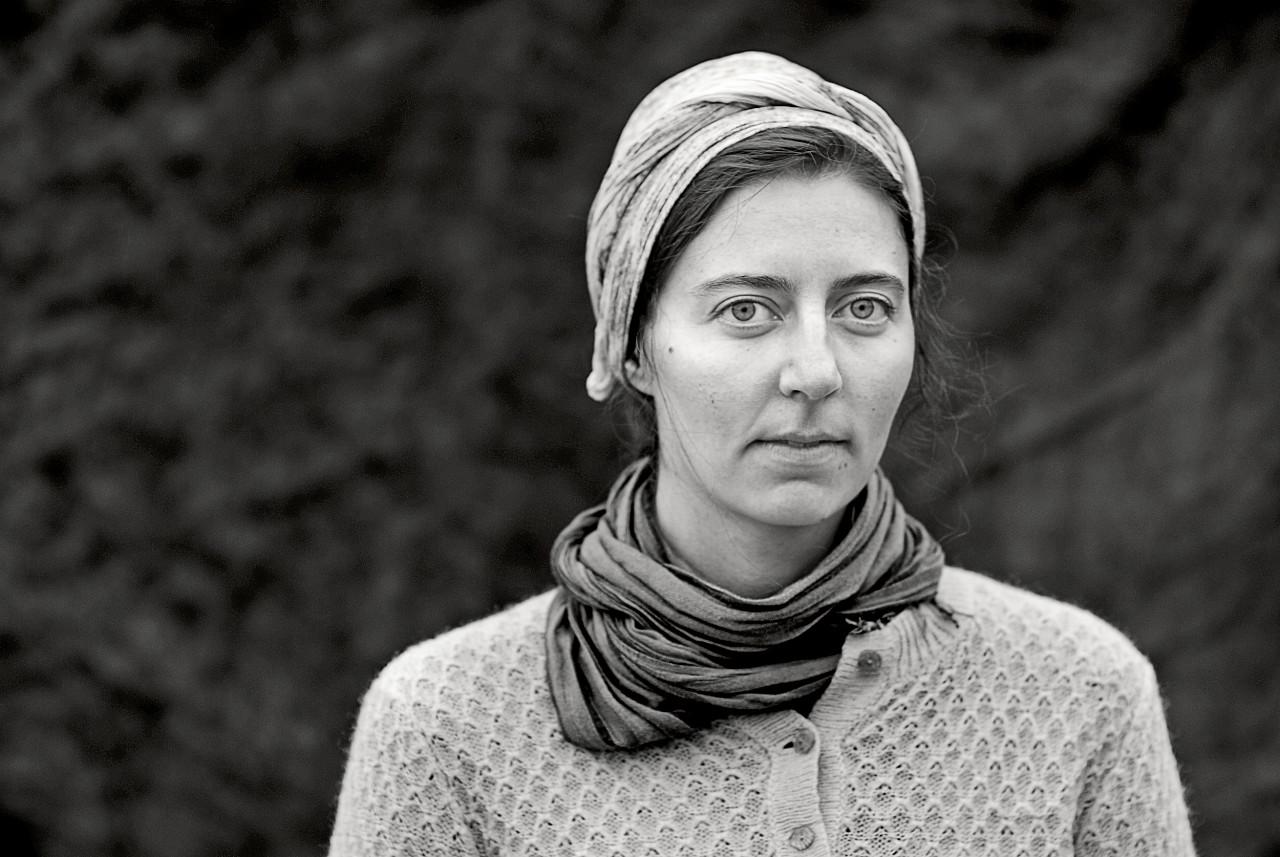 Portrait of Marthe H. Myhre.