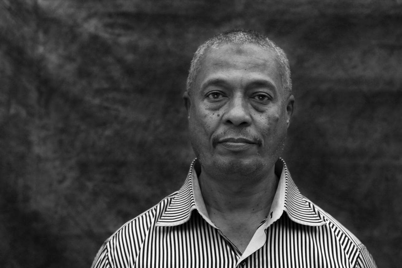 Portrait of Salehe Mansour.