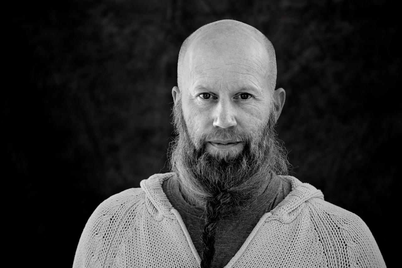Portrait of Lars T. Steinhovden.