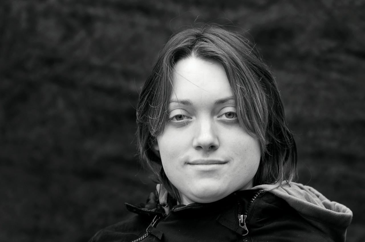 Portrait of Noemie Cottreau.