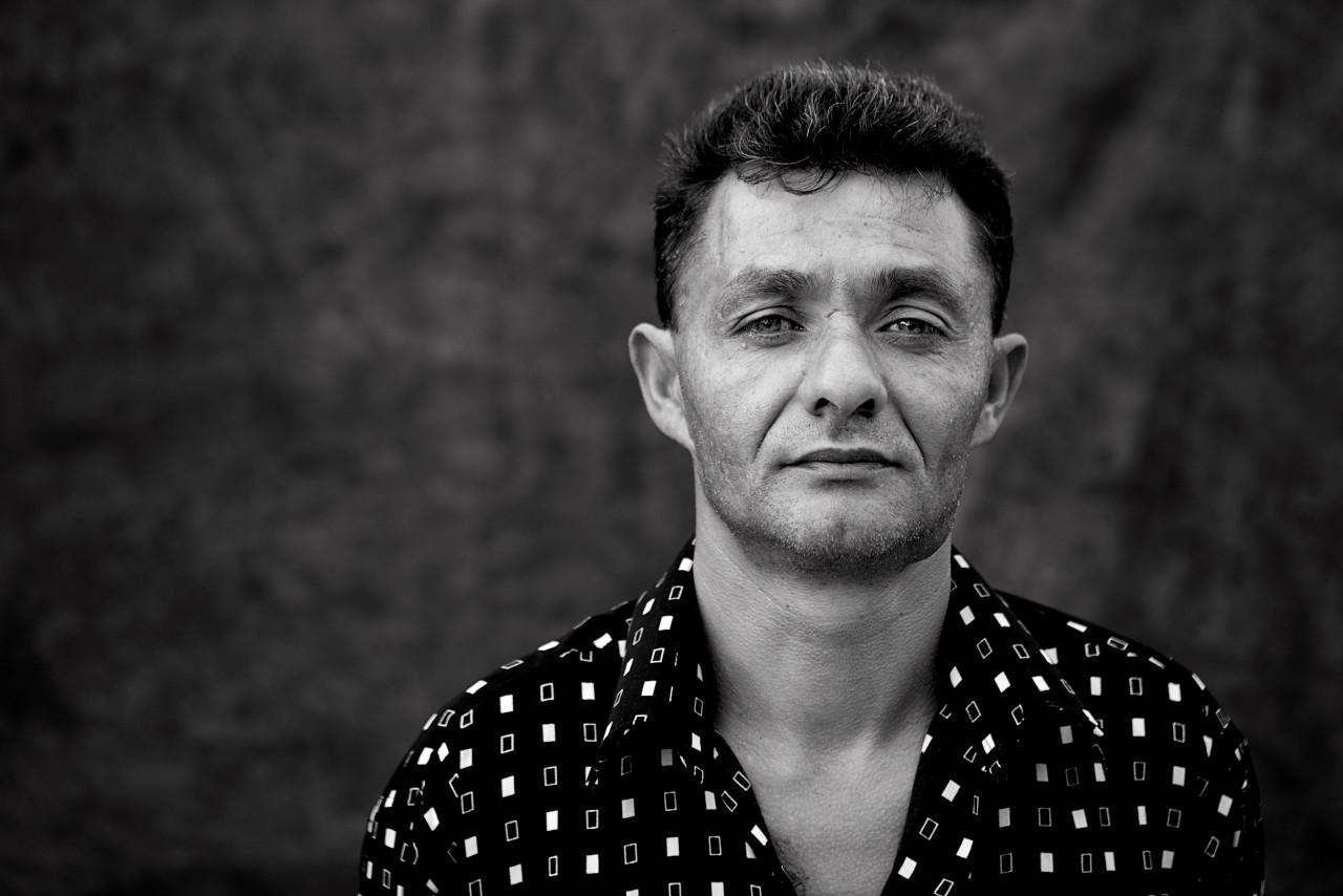 Portrait of Janos Jokocsko.