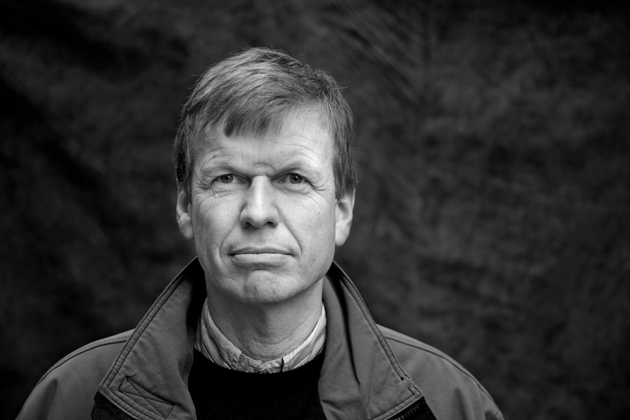 Portrait of Pål Hermansen.