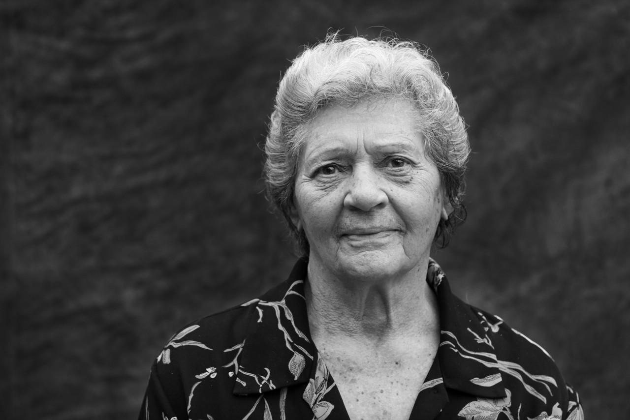 Portrait of Catharine Coetzee.