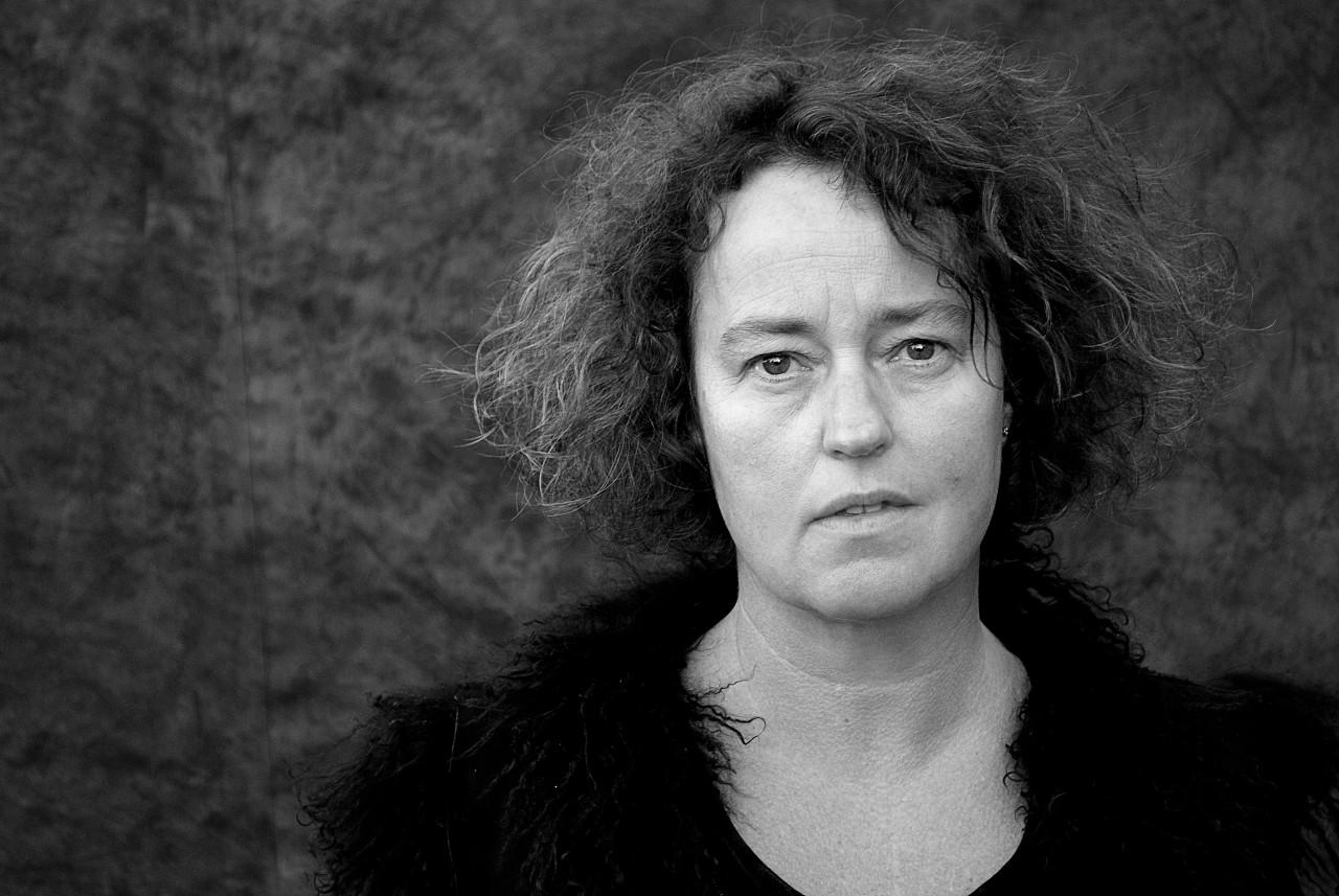 Portrait of Catherina Cameron.