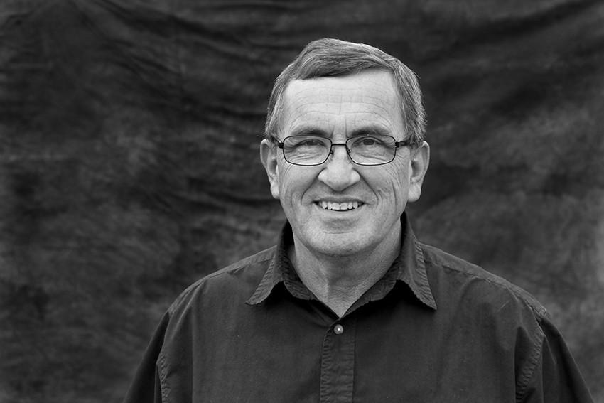 Portrait of Dave Grenz.