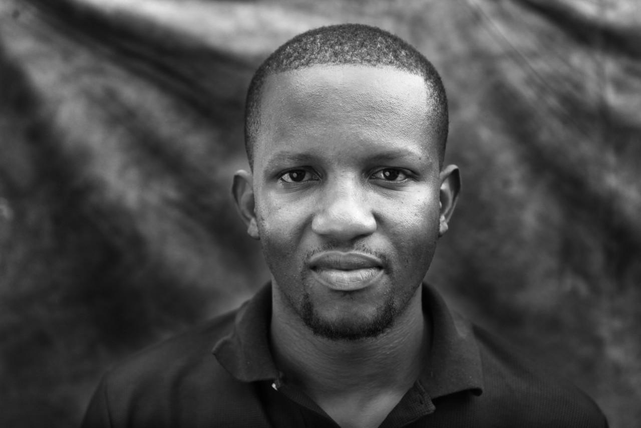 Portrait of Salim  Juma Mhando.