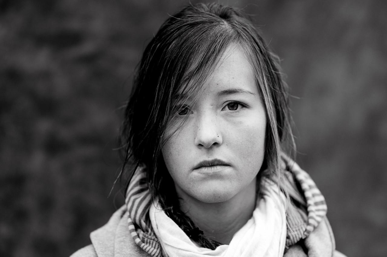 Portrait of Mekenzie Ellis.