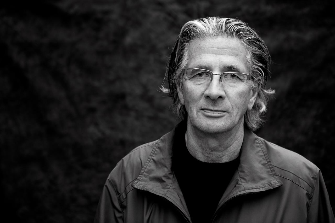 Portrait of Steinar Kristiansen.