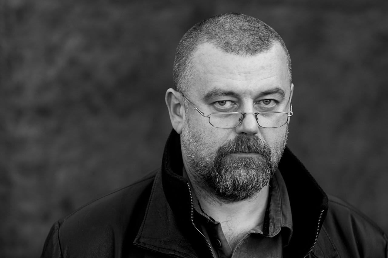 Portrait of Andrzej Bednarczyk.