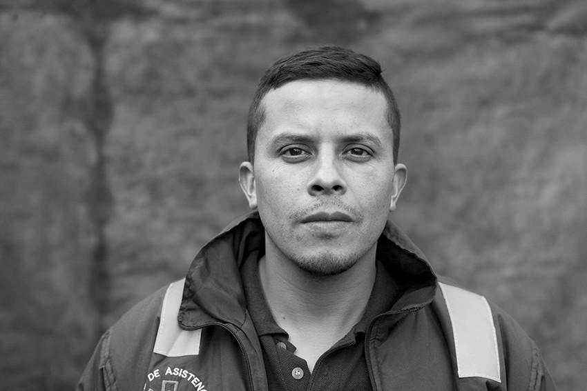 Portrait of Luis_Ricardos Mesias.