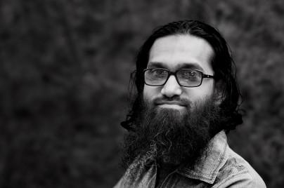 Portrait of Tanvir Murad