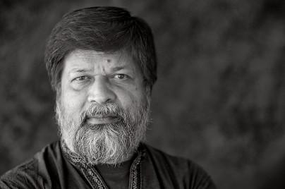 Portrait of Shahidul Alam