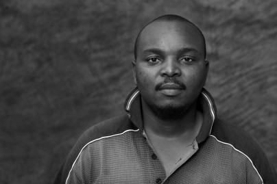 Portrait of Paul Maziba
