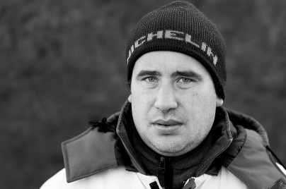 Portrait of Andrei Lazdin