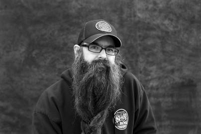 Portrait of Jason Kiley