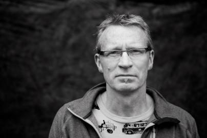Portrait of Øyvind Høstaker