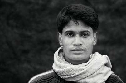 Portrait of Mahbub Hossain