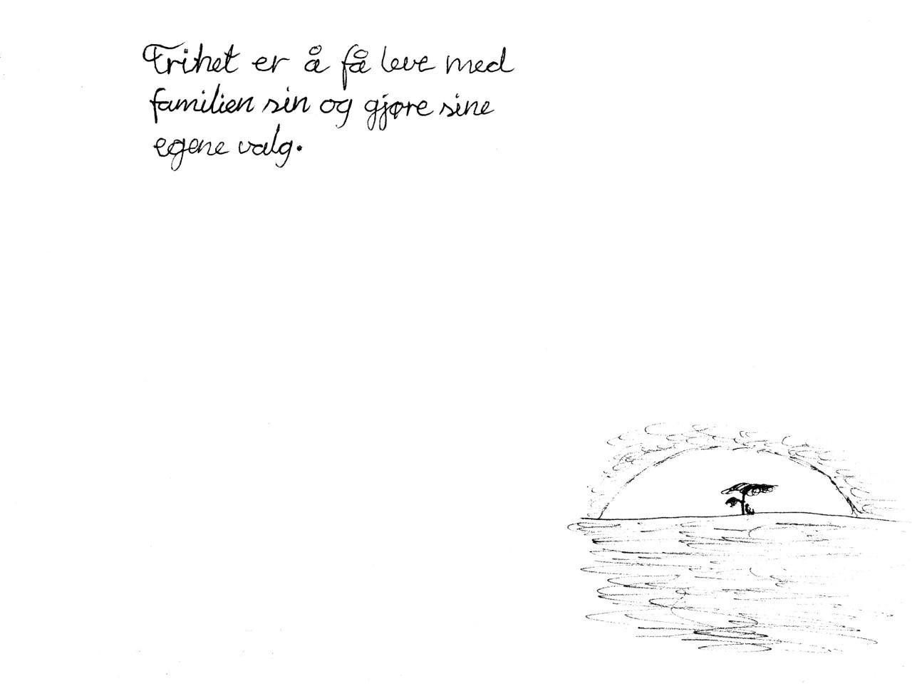 Gard Berg Hatlestad's definition of freedom - Tracing Freedom